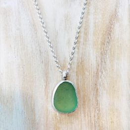 Pale Sea Green Pendant
