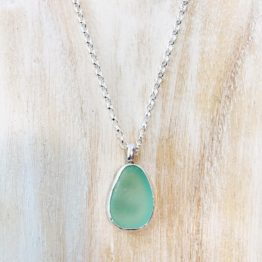 Pale Blue Pendant