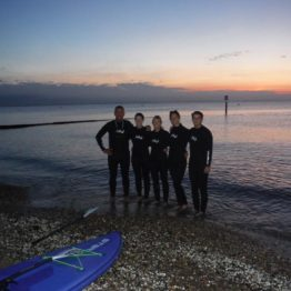 Kids / Family Introduction to SUP – Lesson (deposit)