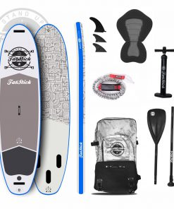 Blue Lagoon Inflatable Paddle Board 10'6 Package