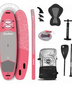 Pink Panther Inflatable Paddle Board 10'6 Package