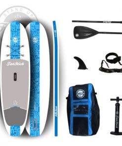 Airstick Inflatable Paddle Board 10'2 Package