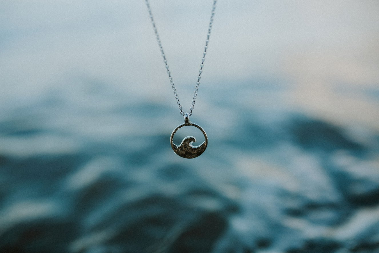 Swell Necklace gallery image